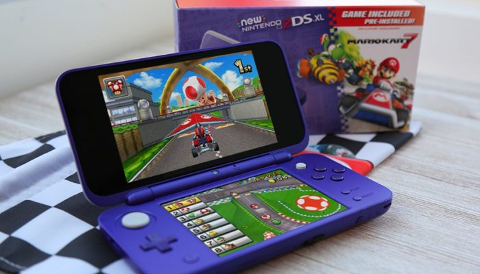 Mario Kart 7 now pre-installed with every New Nintendo 2DS XL at retail in North America
