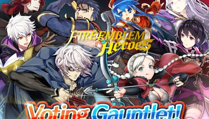 Fathers and Daughters Voting Gauntlet in Fire Emblem Heroes