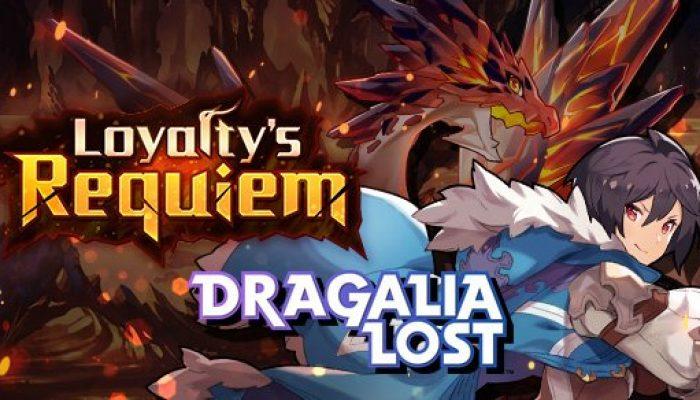 Loyalty's Requiem raid event in Dragalia Lost
