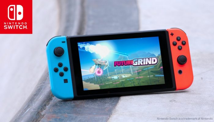 FutureGrind coming to Nintendo Switch