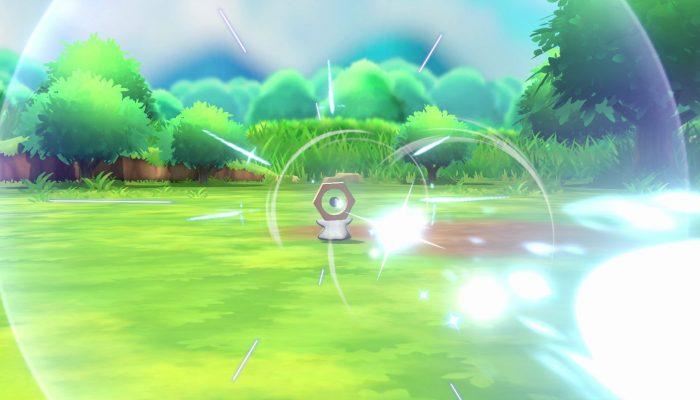 The Mystery Box connects Pokémon Go and the Pokémon Let's Go games