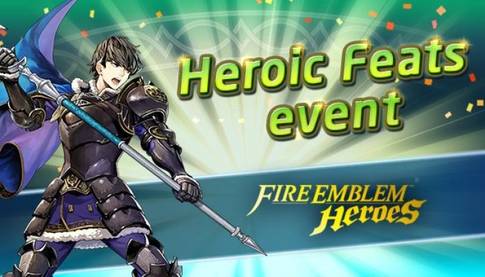 Heroic Feats round two in Fire Emblem Heroes