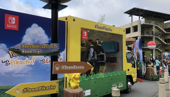 Pokémon Let's Go Road Trip's journey in San Francisco