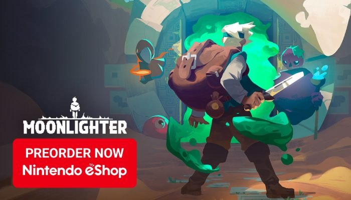 Moonlighter launching November 5 on Nintendo Switch