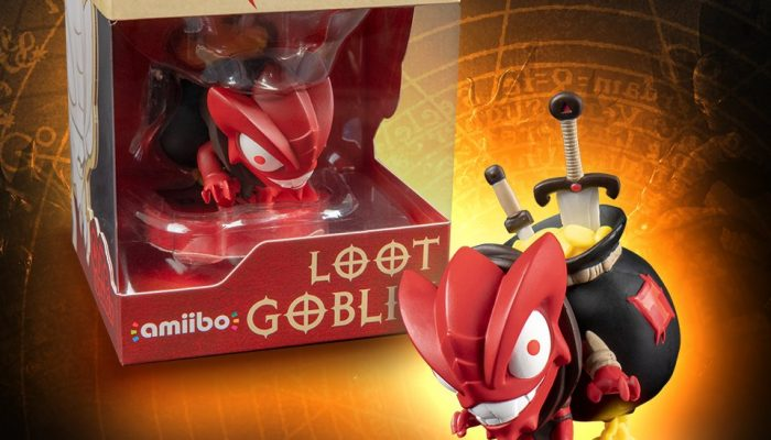 Loot Goblin amiibo revealed for December 2018