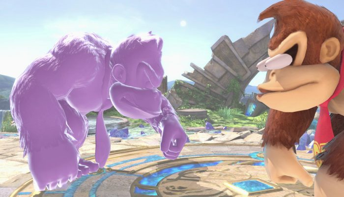 A look at Ditto in Super Smash Bros. Ultimate