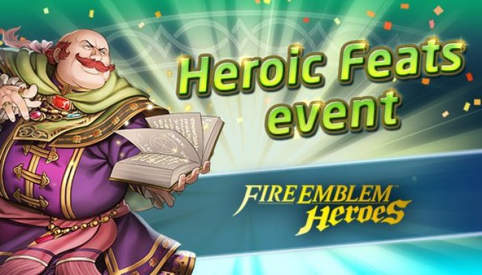 Heroic Feats round four in Fire Emblem Heroes