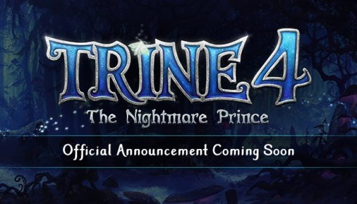 Trine 4 is coming to Nintendo Switch