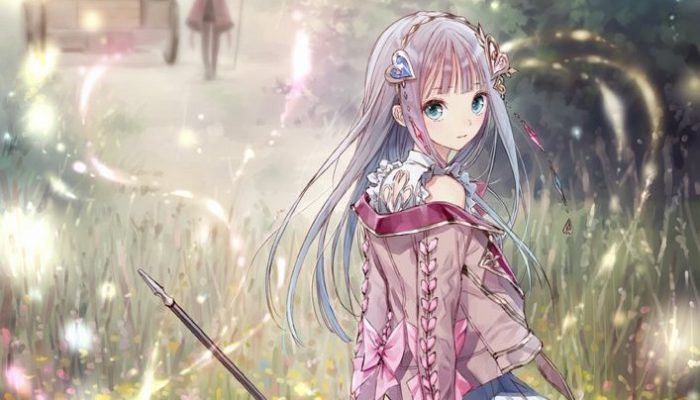 Atelier Lulua The Scion of Arland announced for Nintendo Switch