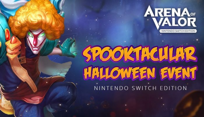 Arena of Valor getting a Spooktacular Halloween Event on Nintendo Switch