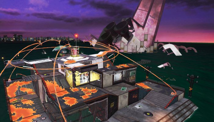 New Salmon Run stage, Ruins of Ark Polaris, announced for November 7 in Splatoon 2