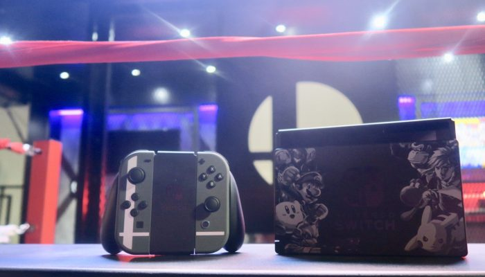 Nintendo Switch Super Smash Bros. Ultimate bundle now available in North America