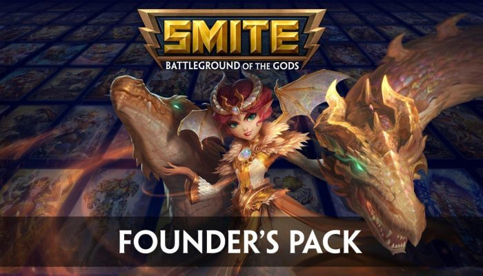 SMITE Battleground of the Gods is coming to Nintendo Switch