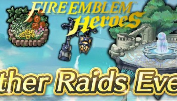 Aether Raids event in Fire Emblem Heroes
