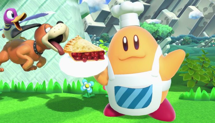 A look at Chef Kawasaki as an Assist Trophy in Super Smash Bros. Ultimate