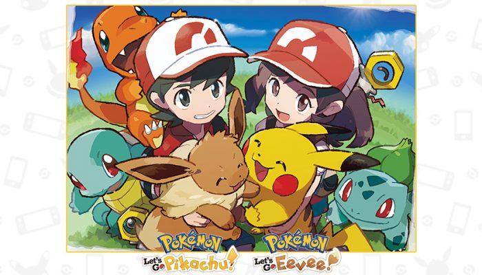 NoA: 'Your exciting Pokémon adventure through the Kanto region begins today'