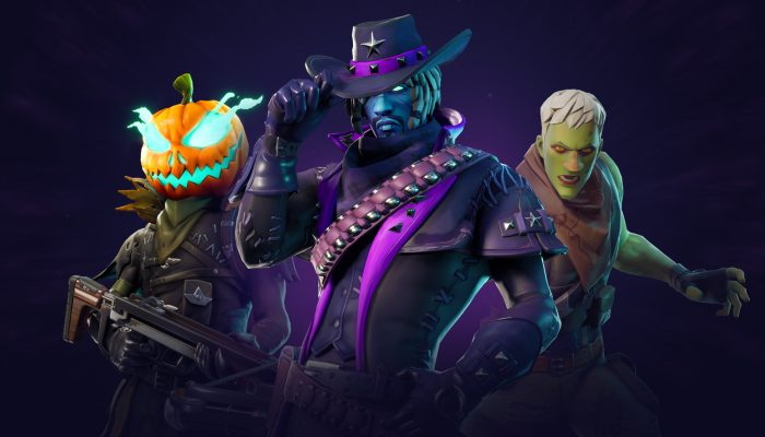 Fortnite: 'Fortnitemares 2018'