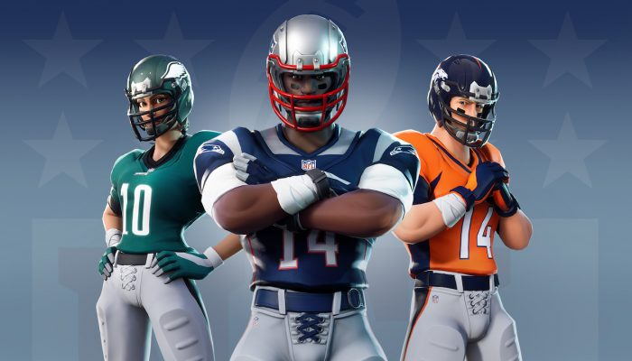 Fortnite: 'Fortnite Teams Up With The NFL'