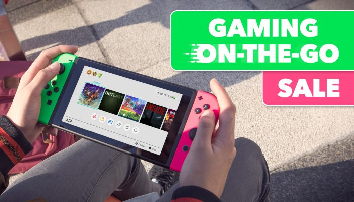 NoE: 'Nintendo eShop sale: Gaming on the go sale'