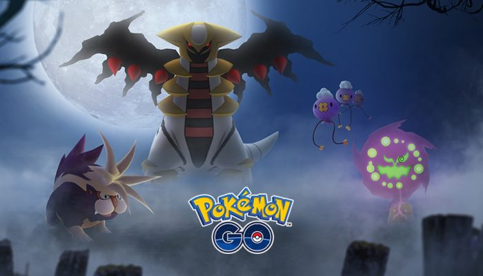 Niantic: 'Have a haunting good time during Pokémon Go Halloween 2018!'