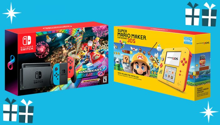 NoA: 'Save coins on Black Friday with new Nintendo Switch and Nintendo 2DS Bundles'