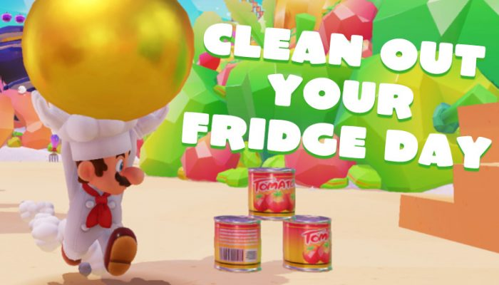 NoA: 'It's…Clean Out Your Fridge Day?! Gather your courage with these foodie-friendly games.'