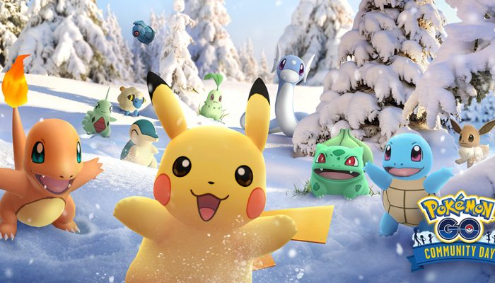 Niantic: 'Celebrate a year's worth of Community Days in December!'