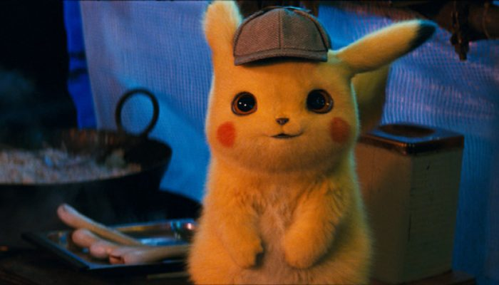 Pokémon: 'An Early Look at Pokémon Detective Pikachu'