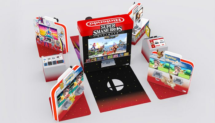 NoA: 'Take holiday shopping to the next level at the Nintendo Switch Holiday Experience'