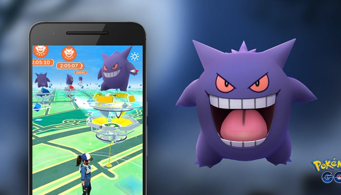Niantic: 'Gengar steals the spotlight in a Special Raid Challenge!'