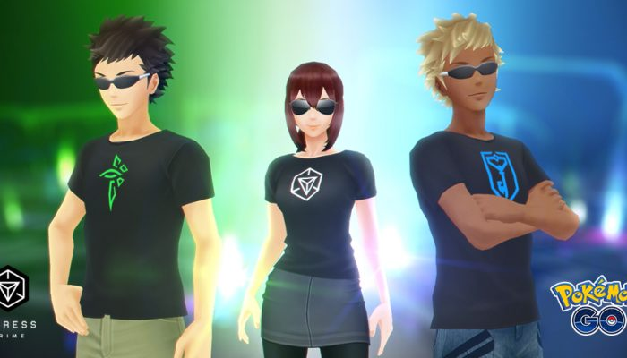 Niantic: 'Celebrate Ingress Prime's launch with T-shirt avatar items at no cost!'