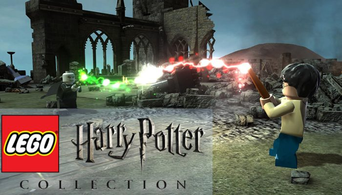 NoA: 'Return to Hogwarts with the LEGO Harry Potter Collection'
