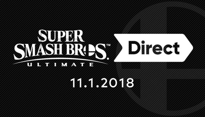 NoA: 'Super Smash Bros. Ultimate Nintendo Direct unleashes new details'