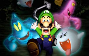 Media Create Top 50 Luigi's Mansion