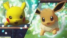 Media Create Top 20 Pokémon Let's Go Pikachu Let's Go Eevee