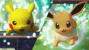 Media Create Top 50 Pokémon Let's Go Pikachu Let's Go Eevee