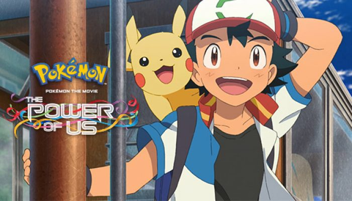 Pokémon: 'See the New Trailer for Pokémon the Movie: The Power of Us'