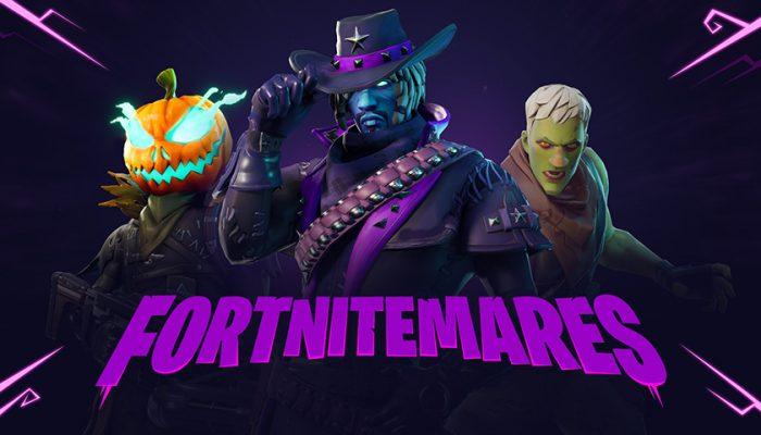 NoA: 'Fortnitemares is here! Darkness has risen.'