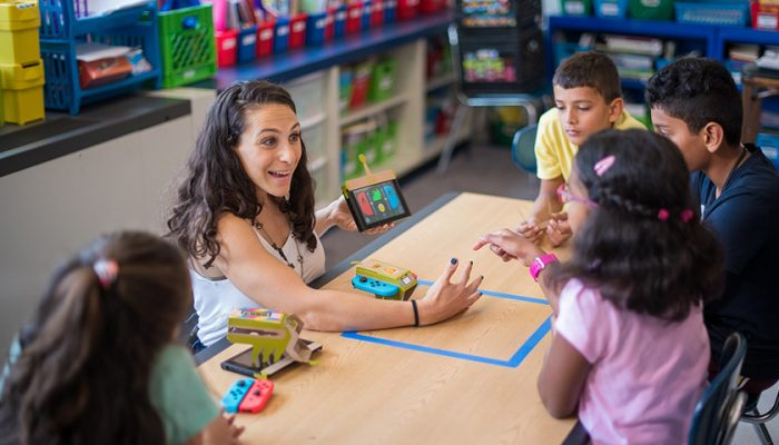 NoA: 'Nintendo partners with Institute of Play to bring Nintendo Labo to schools across U.S.'