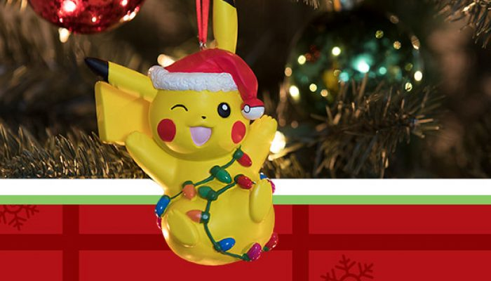 Pokémon: 'Have Yourself a Pikachu Holiday'