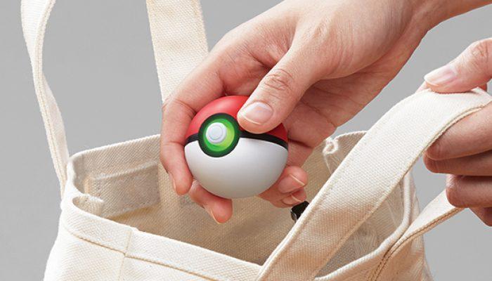 Pokémon: 'Connect with Poké Ball Plus'