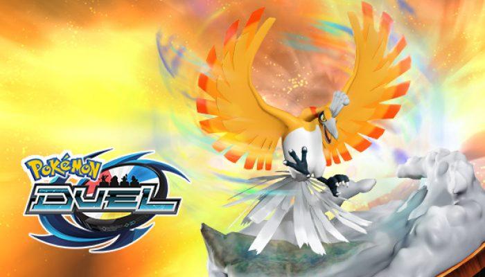 Pokémon: 'Shiny Ho-Oh Heats Up November in Pokémon Duel'