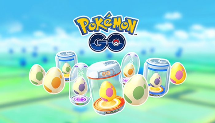 Pokémon: 'Get Cracking with the Pokémon Go Hatchathon'