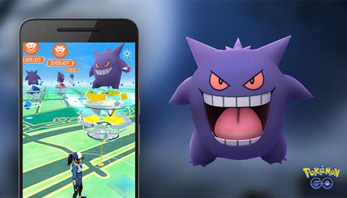 Pokémon: 'Take on Gengar in a Special Raid Challenge!'