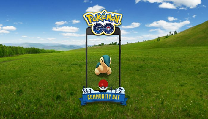 Pokémon: 'Cyndaquil Heats Up Community Day'