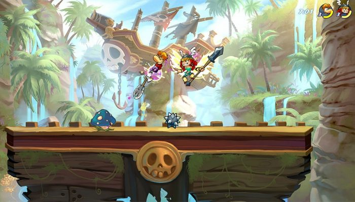 Ubisoft: 'Brawlhalla Now Available on Nintendo Switch and Xbox One'