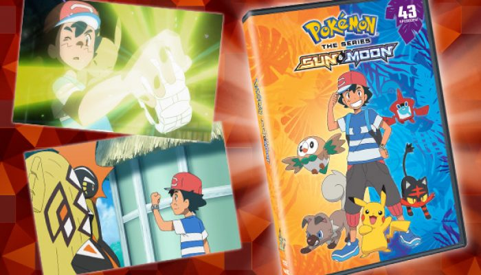 Pokémon: 'Ash's Alolan Adventures Arrive on DVD'