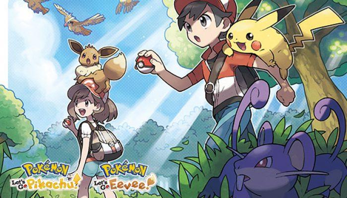 Pokémon: 'Top Tips to Begin Pokémon: Let's Go, Pikachu! and Pokémon: Let's Go, Eevee!'