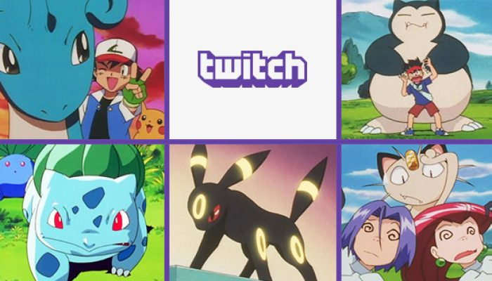 Pokémon; 'Pokémon the Series Returns to Twitch'