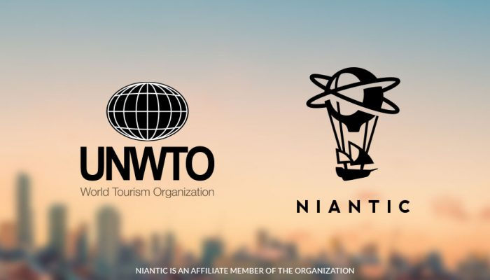 Niantic Labs: 'Niantic Partners with UNWTO's Travel.Enjoy.Respect Program'